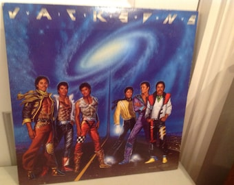Vintage LP The Jacksons- Victory LP