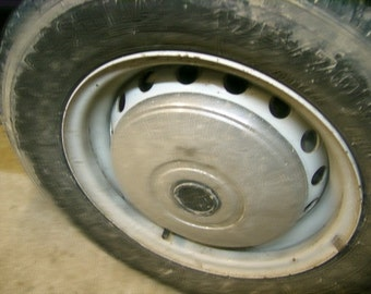 vintage wheel covers VAZ 2101