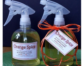 All natural cleaners