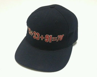 1996 Chicago Bulls Sports Specialties Snap Hat