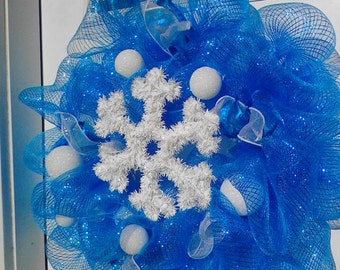 Snow wreath