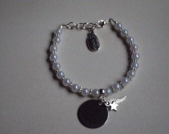In memory bracelet