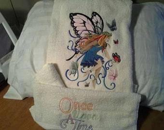 Fairy Towel Set