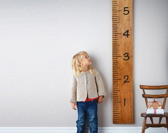 Giant Ruler Growth Chart Wall Decal (1922-WALL)