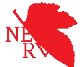 PATTERN: Evangelion NERV Logo