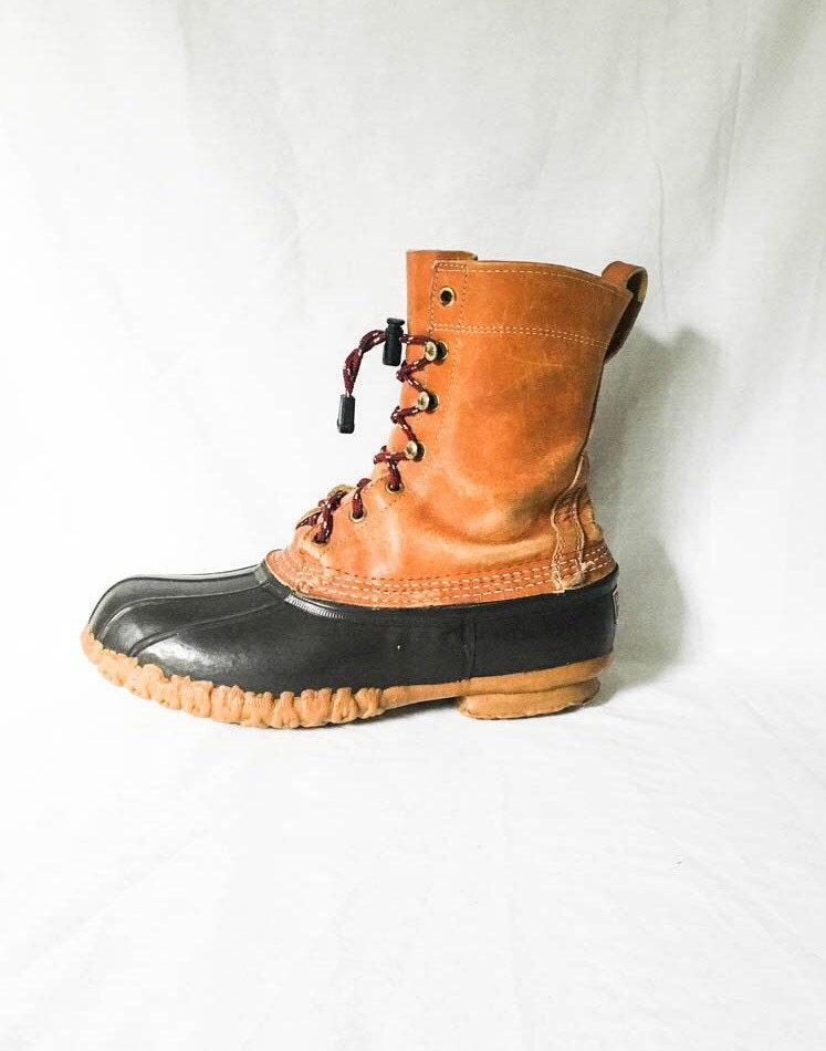 ll bean boots size 11 ll bean duck boots s