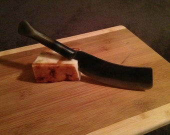 Hand Forged Cheese Knife