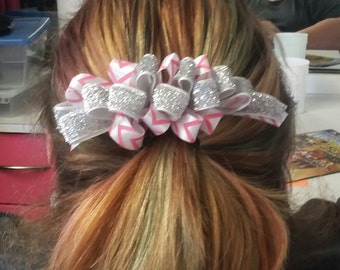Customizable  Hair bow/clips