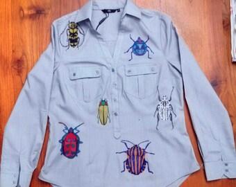 Beetle shirt L/XL