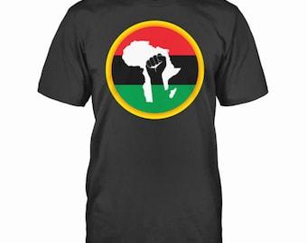 RBG Afrikan Pride Tee