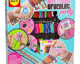 ALEX Best Friends Bracelet Party