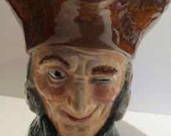 Royal Doulton Vicar of Bray toby jug