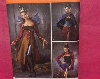 Simplicity 1138 Pattern / Misses' costumes/ Sizes 14-22 /  Free U.S. Shipping