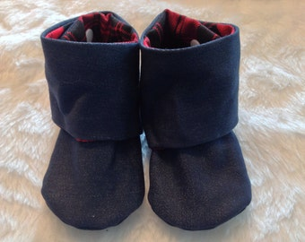 Slippers booties