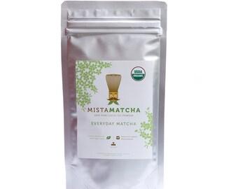 70g USDA Organic Everyday Matcha