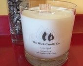 Love Spell - All Natural Soy Candle