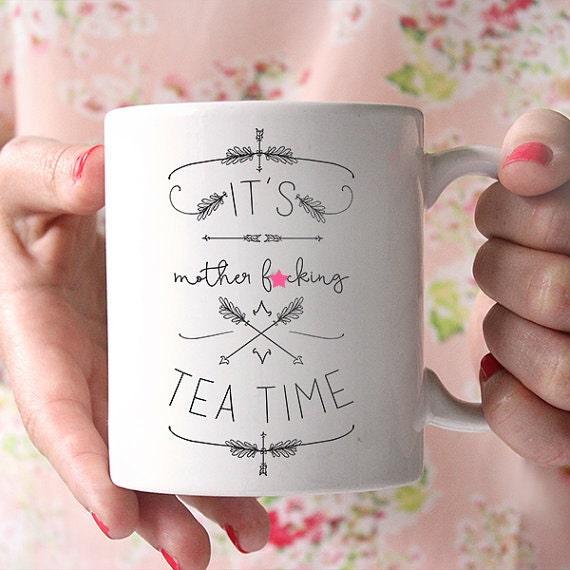 Mature Tea Time 8