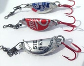 Christmas Gifts for Men, Bottle cap Lures, Father's Day Gift, Beer Gifts,