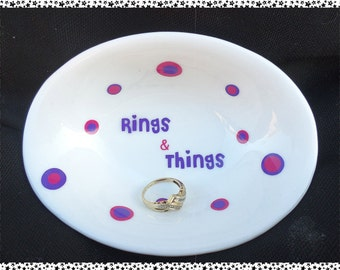 Oval Ring Dish