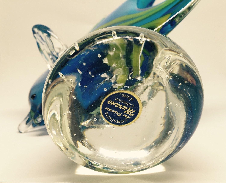 Murano glass fish for Murano glass fish