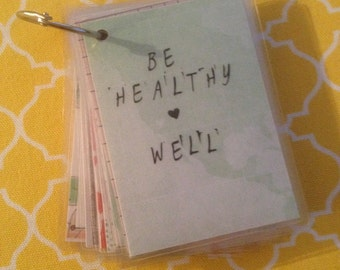 Be Healthy and Well Essential Oil Recipe Book