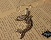 Vintage Dolphin Necklace
