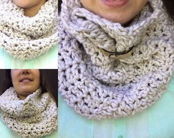 Soft and beautiful neck warmer cowl made to order !