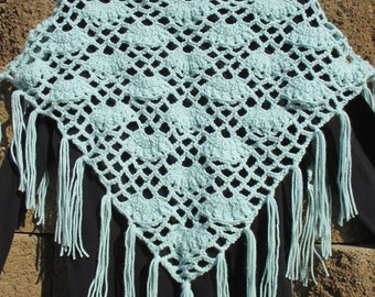 Crochet Shawl or Wrap
