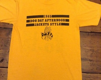 Vintage 1985 Dog Day Afternoon T-shirt (A446)
