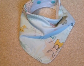 Baby bandana, dribble bib