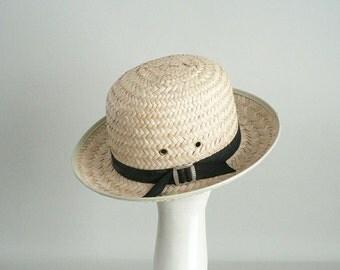 Kids Small Straw Hat