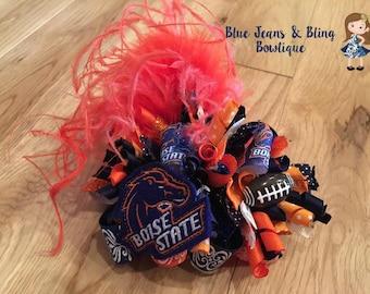SALE! BSU Boise State Broncos Go Orange and Blue