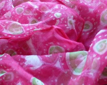 Syl'Batik Scarves