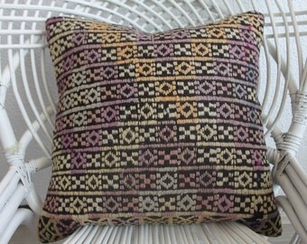 45 x 45cm purple tapestry purple pillow cover hippie pillow morocco tapestry cover 18x18 pink morocco rug pouf kilim bright throw pillow 501