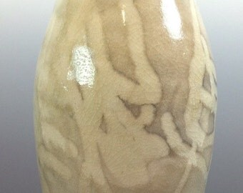 Bob Taft Wood Fire Vase
