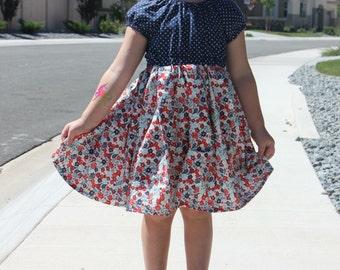 Bella's Back to School Dress
