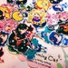 stickers: pretty guardian sailor moon