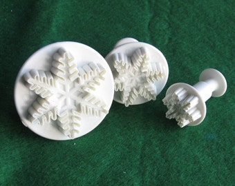 Snowflake  Plunger Cutter