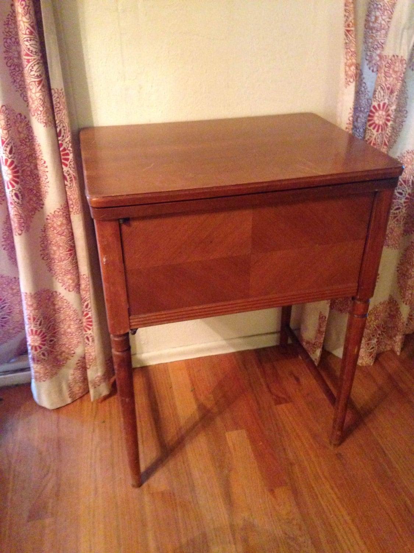 Vintage Sears, Roebuck, & Co Sewing Table – Haute Juice