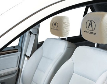 Acura Auto/Car Headrest Covers