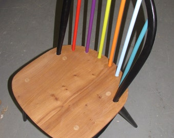 Upcycled Ercol Chair