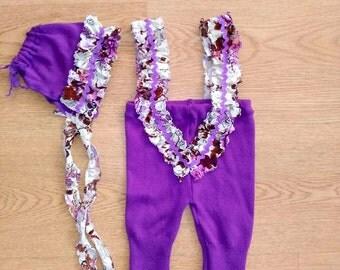 soft gentle violet