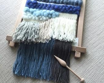 Weaving wall hanging | tapestries | woven wall art | woven fiber art | nursery wall decor | baby shower gift