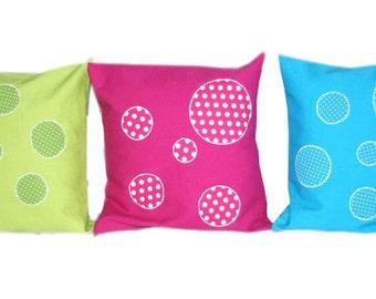 """Pillowcase pillow cover different colours suitable for """"Krakris"""" 35 x 35 cm"""