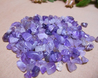 Amethyst Bead Chips  Semi-precious stone