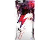 David Bowie - iPhone 6/6s and iPhone 6 Plus/6s Plus Case - Phone case - electronic accessories - wearable art - cell phone case