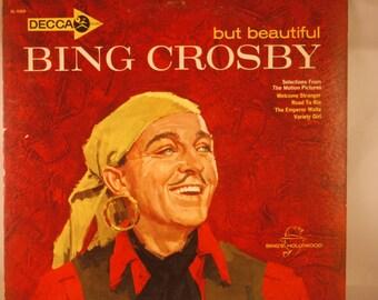 Bing Crosby  But Beautiful album