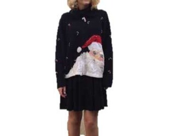 Ugly Santa Clause Jacket