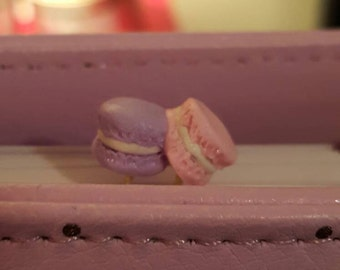 Tiny macaroons planner clip