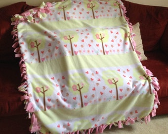 Polar Fleece Baby Blanket 50 X 30